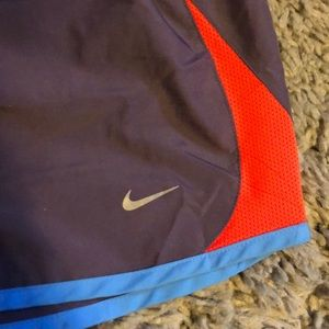 Nike Shorts - Nike dri fit running shorts
